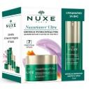 Nuxe Nuxuriance Ultra Комплект Богат Крем + Околоочен
